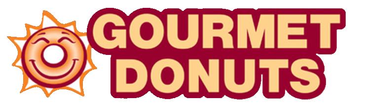 gourmet donuts logo